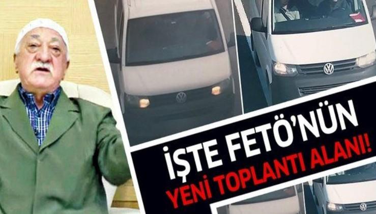 FETÖ'nün minibüs ve çiftlik evlerinde toplantı yaptıkları ortaya çıktı!.