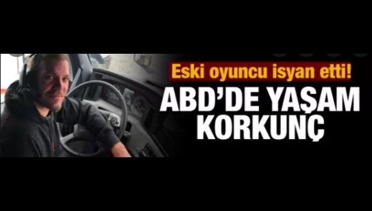 """Tolga Karel: """"ABD batıyor. Buradaki Türkler dönmeyi düşünüyor"""""""
