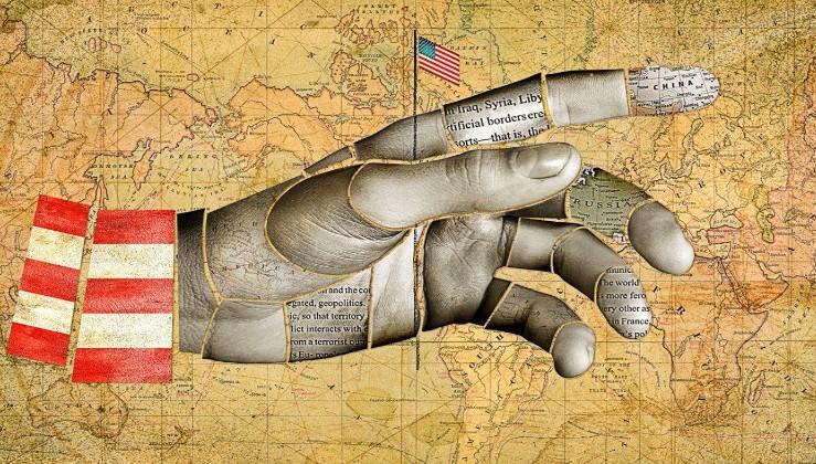 Afganistan çöllerine gömülen Wilsonizm