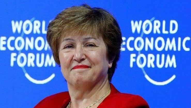 IMF'nin yeni başkanı Kristalina Georgieva oldu.