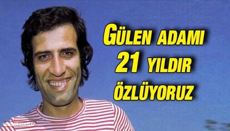 Kemal Sunal vefatının 21. yılında anıldı