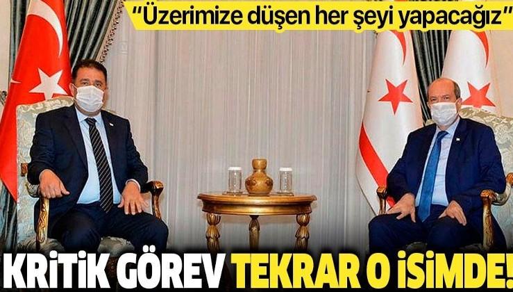 KKTC Cumhurbaşkanı Ersin Tatar, hükümet kurma görevini yeniden Ersan Saner'e verdi