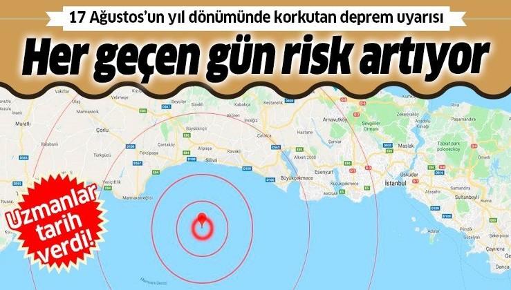 Son dakika: Uzmanlardan İstanbul depremiyle ilgili flaş açıklama: Eli kulağında