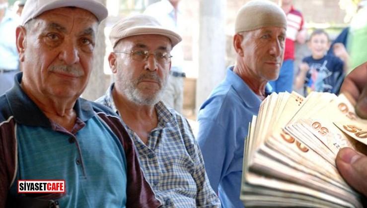 Emeklilere müjde! 10 maaşa kadar faizsiz kredi