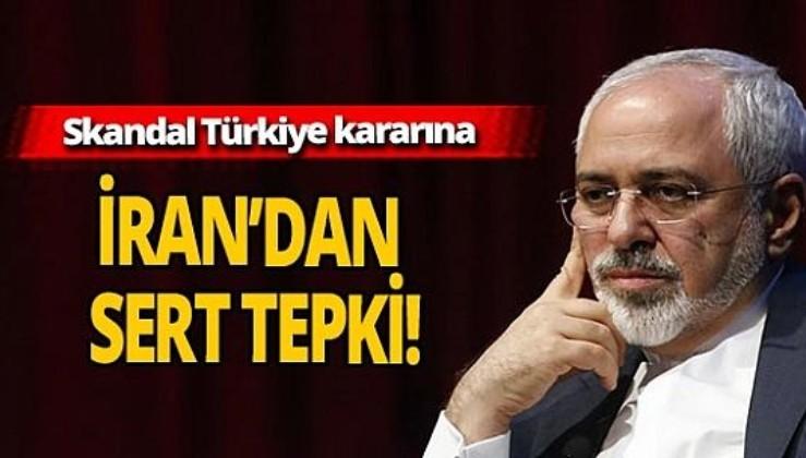 İran'dan ABD'nin Türkiye'ye yaptırımlarına sert tepki: Türk milletinin ve devletinin yanındayız!
