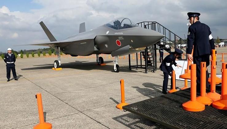 Kimse fark etmemişti! F-35'lerde Çin imzası