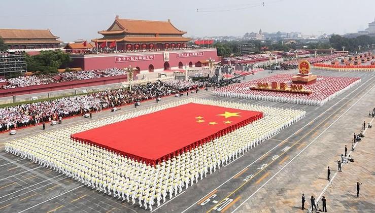 Çin askeri güçte yeni çağı yakaladı