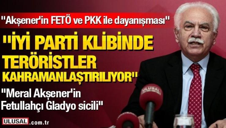Perinçek: Akşener'in PKK ve FETÖ ile dayanışma itirafları bu kliplerde!