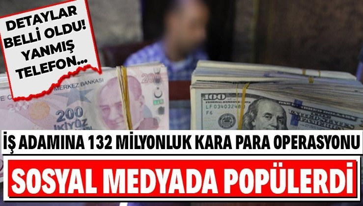 SON DAKİKA: Sezgin Baran Korkmaz'a 132 milyon dolar kara para aklama iddiasıyla operasyon