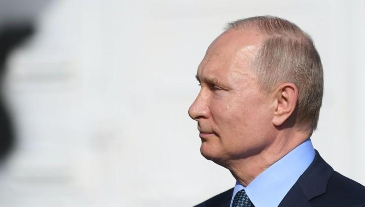 Putin'den Rusya'daki Müslümanlara Ramazan Bayramı tebriği