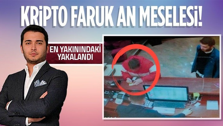 Kripto para vurguncusu Thodex'in kurucusu Fatih Faruk Özer'e yardım eden Arnavutluk vatandaşı Altjan Canaj yakalandı!