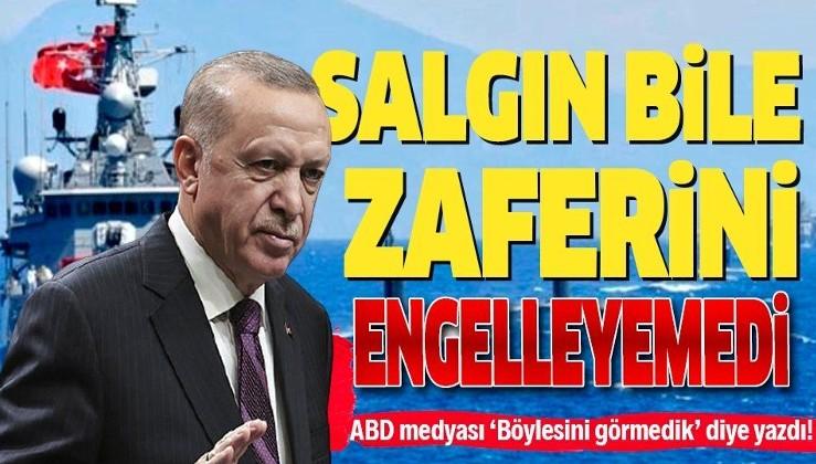 Son dakika: Foreign Policy'den itiraf gibi Erdoğan ve Türk ordusu yorumu: Böylesini görmedik! Salgın bile engelleyemedi