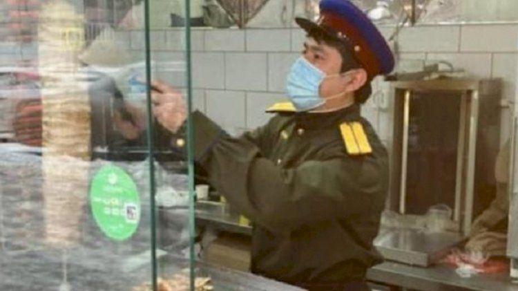 Rusya'da açılan dönerci 'ismi' yüzünden bir günde kapandı