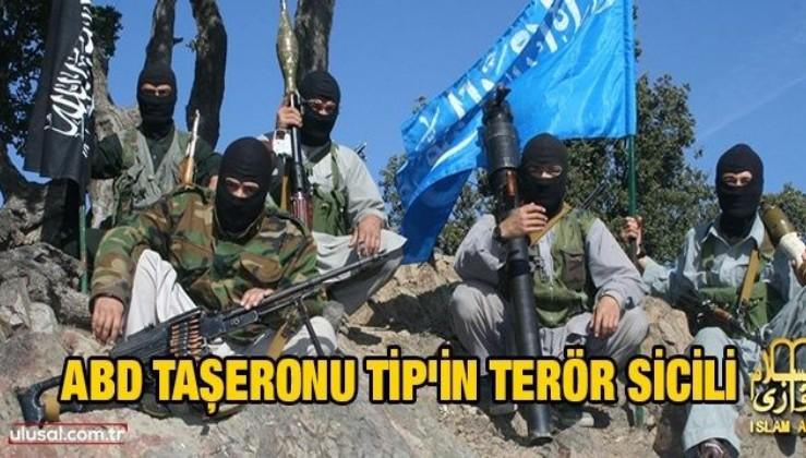 ABD taşeronu TİP'in terör sicili