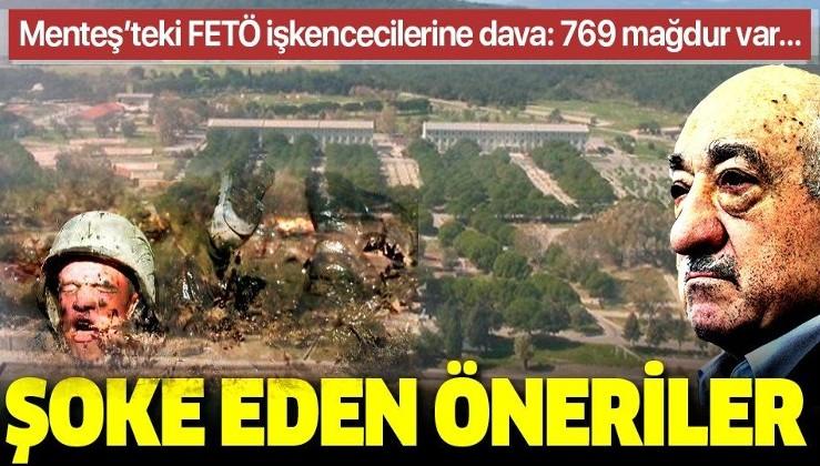 Menteş'teki FETÖ işkencecilerine dava: Hedef askere yönelik işkence önerileri şoke etti