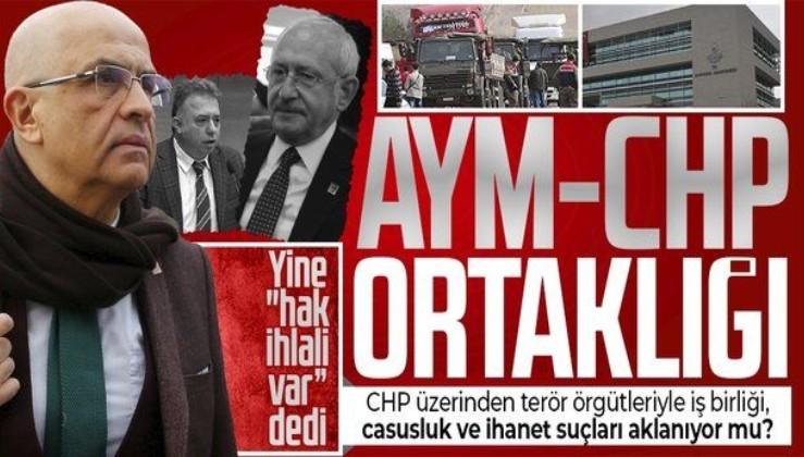 """AYM'den casusluk yapan Enis Berberoğlu hakkında """"hak ihlali"""" kararı"""