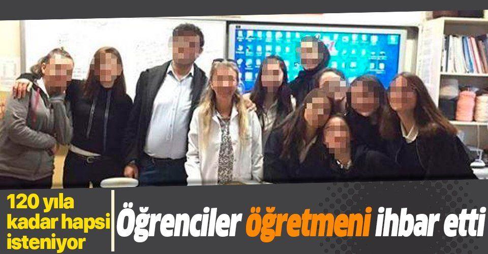İstanbul Sarıyer'de tacizden tutuklanan öğretmenin 120 hapsi yıl isteniyor!
