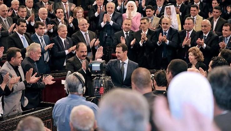 Suriye Hükümeti, Anayasa Komitesi'nin kurulmasını kabul etti