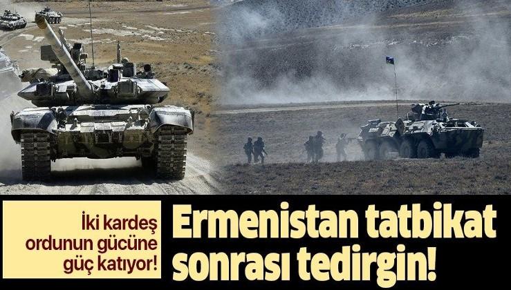 Türkiye ve Azerbaycan'dan dünyaya net mesaj! Ermenistan tedirgin...