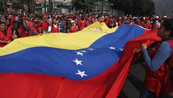 Venezuela: Türk halkından dayanışma bekliyoruz