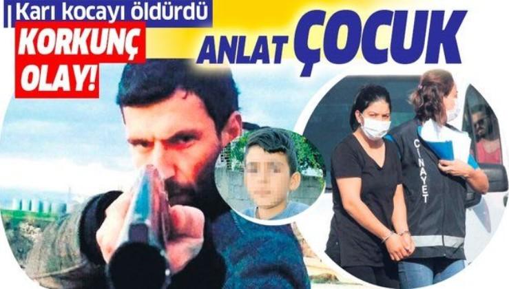 Adana'daki aile için kanlı kavganın şahidi küçük çocuk her şeyi anlattı