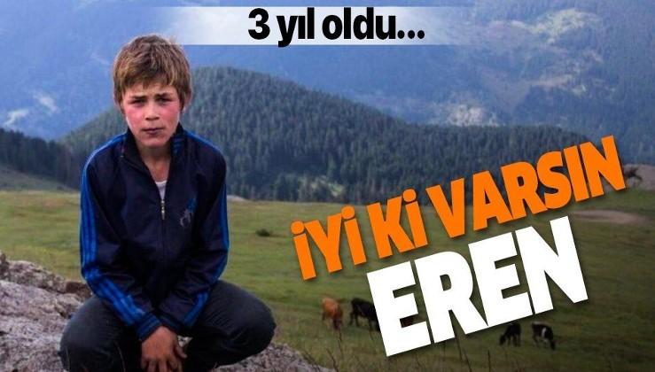 Eren Bülbül'ün şehadetinin üzerinden 3 yıl geçti!