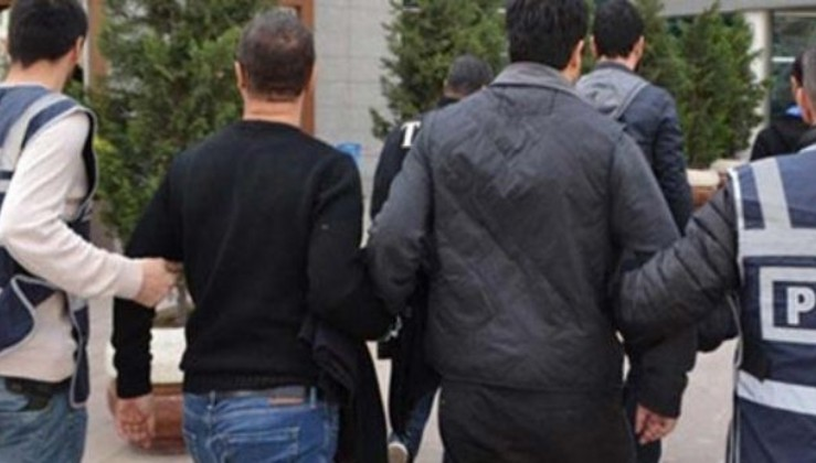 FETÖ'nün gaybubet evlerine operasyon: 6 kişi gözaltında.