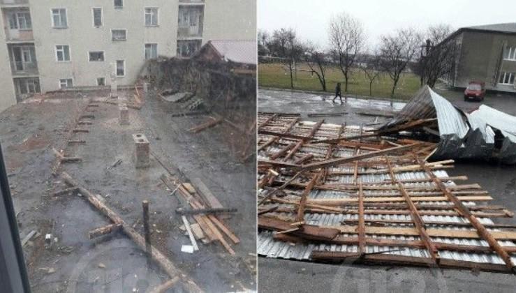 """""""Найбільше негода завдала шкоди в західних регіонах!"""" - Україну накрив погодний А_Р_М_А_Г_Е_Д_Д_О_Н (відео)"""
