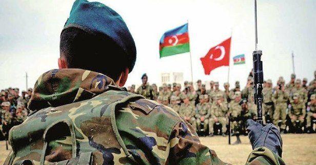 Cephe boyunca operasyonel avantaj Azerbaycan ordusunda