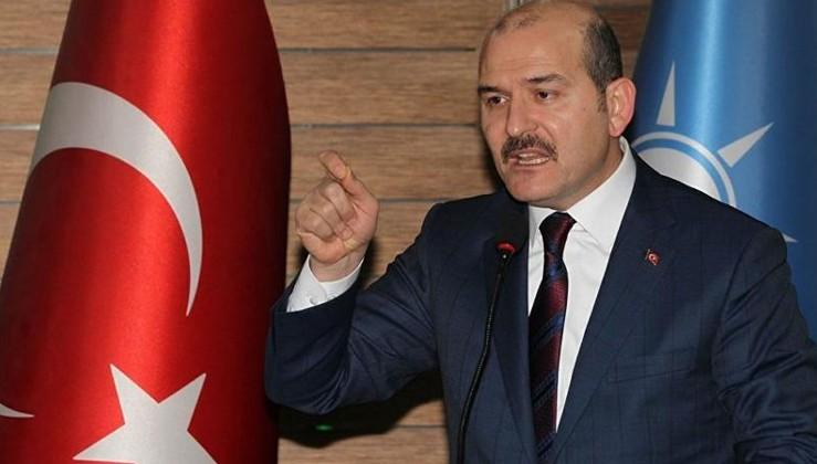 Bakan Soylu: Amerikalılar Kandil'de PKK'lıları eğitiyor