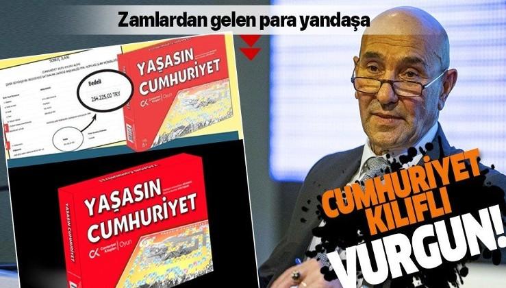 İzmir Büyükşehir Belediyesi'nde halktan zamlarla toplanan para Birgün ve Cumhuriyet'e akıyor!