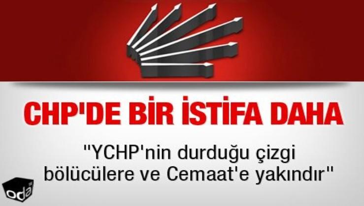"""CHP'ye dönen Türker Ertürk CHP'den bu sözlerle istifa etmişti: """"YCHP'nin durduğu çizgi bölücülere ve Cemaat'e yakındır."""""""