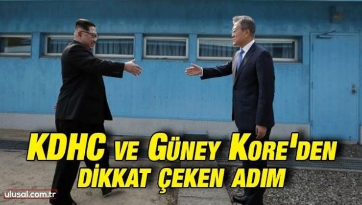 KDHC ve Güney Kore'den dikkat çeken adım