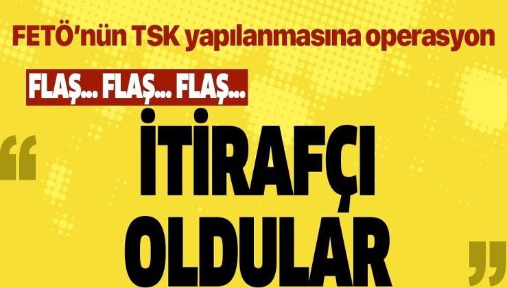 FETÖ'nün TSK yapılanmasına operasyonda son dakika gelişmesi: 76 şüpheliden 67'si yakalandı
