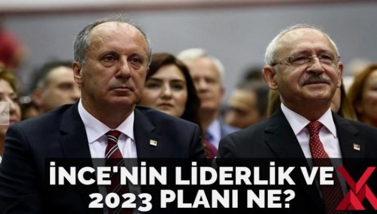 Muharrem İnce'nin planı ne? Kongrede ve 2023 seçiminde ne yapacak?