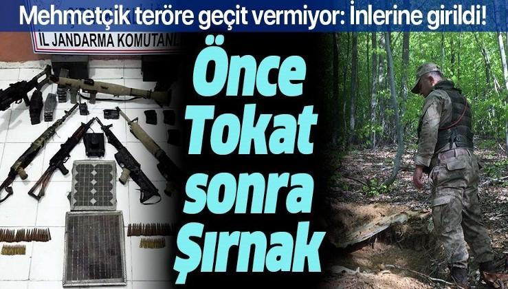 Son dakika: Şırnak'ta terör örgütüne operasyon: