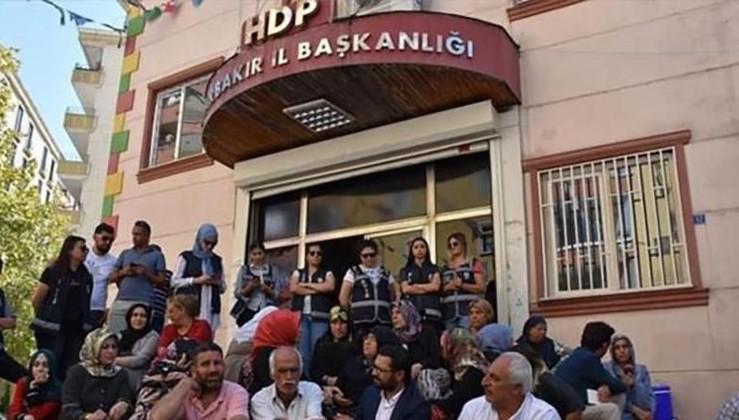 Evlat nöbetinden telaşa kapıldılar! HDP -PKK birbirine girdi