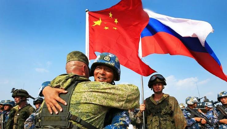 Rusya ve Çin'den dev gözdağı: 300 bin asker, 36 bin tank ve zırhlı, 1000 uçak!