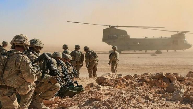 ABD: Afganistan'daki 5 üssümüzden 5 bin askerimizi çekiyoruz