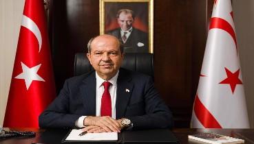 KKTC Cumhurbaşkanı Ersin Tatar'ın EOKA ve terör örgütleriyle ilgili açıklaması