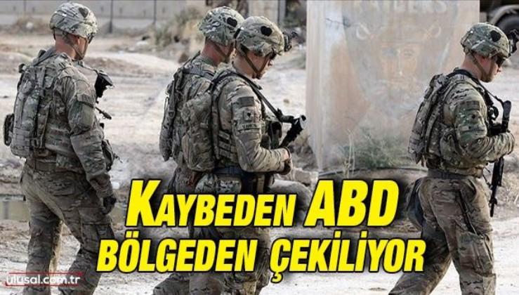 ABD Irak'tan askerlerini çekeceğini açıkladı