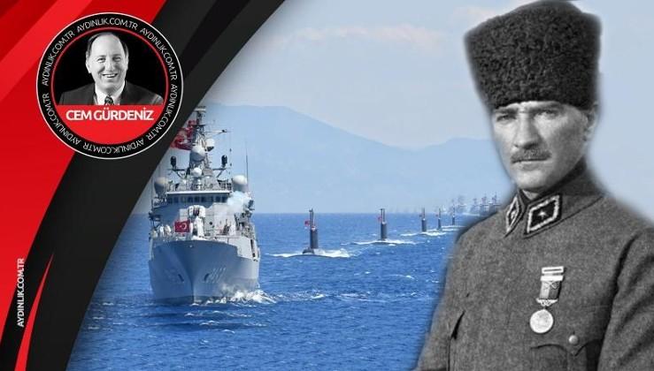 Atatürk, MİLGEM ve Atmaca Güdümlü Mermisi