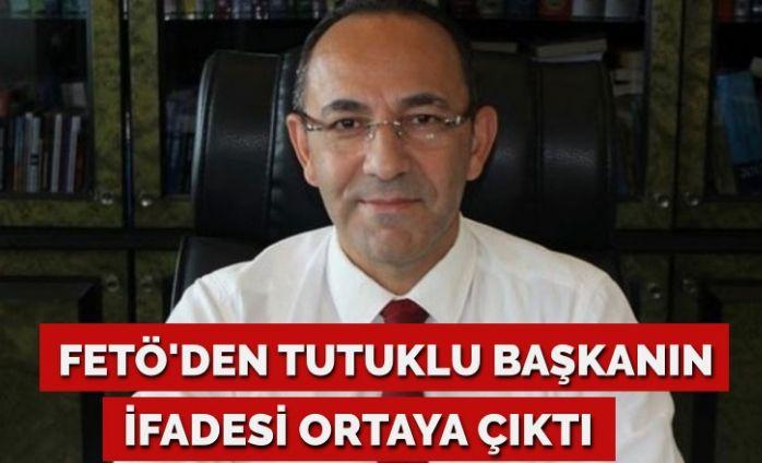 FETÖ'den tutuklu CHP'li belediye başkanının ifadesi ortaya çıktı: Sohbet odalarına katıldım