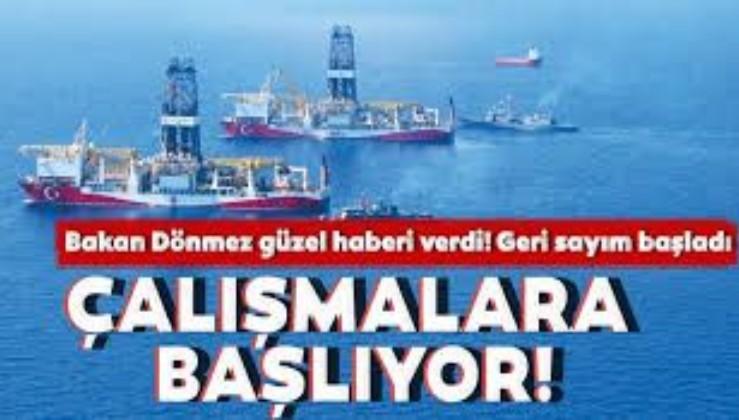 Kanuni sondaj gemisi Karadeniz'de mesaiye başlıyor: Tarih belli oldu