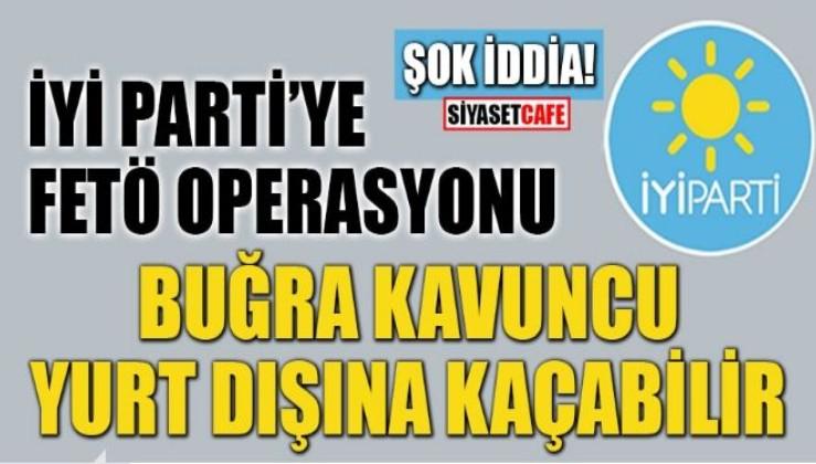 İyi Parti'ye FETÖ operasyonu mu geliyor! CIA ajanı Enver Altaylı'nın yeğeni İstanbul İl başkanı için şok iddia!!