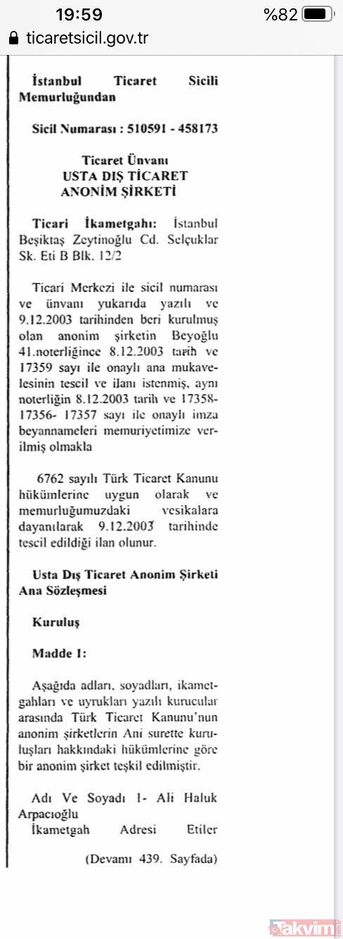 SON DAKİKA: İhanetin belgesi ortaya çıktı: İşte İyi Partili Buğra Kavuncu'nun FETÖ'cü ortaklıkları