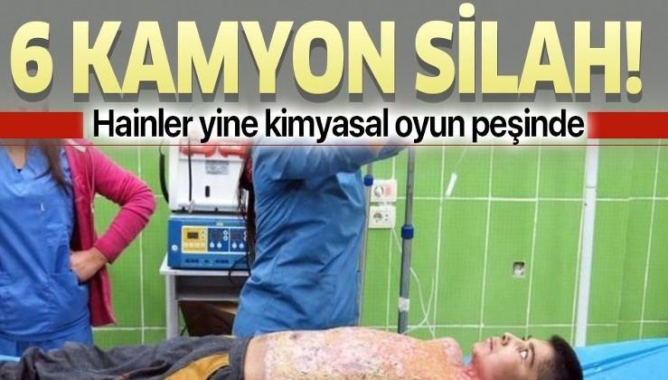 Barış Pınarı Harekatı'nda darbe alan YPG yeni bir kimyasal oyun peşinde!.