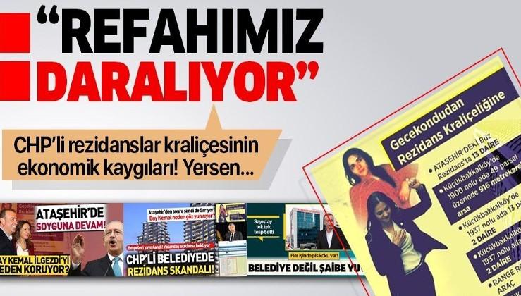40'tan fazla rezidansa sahip CHP'li Gamze Akkuş İlgezdi: Refahımız azalıyor