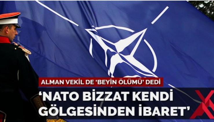 Alman vekil: NATO bizzat kendi gölgesinden ibaret