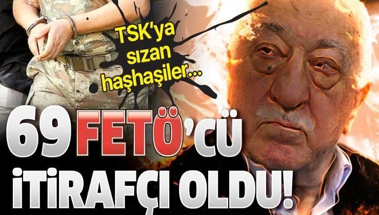 FETÖ'ye yönelik İzmir merkezli 'ankesör' operasyonunda 69 kişi itirafçı oldu!
